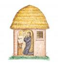Tânărul bătrân. Sfântul Macarie în pustia înflorită